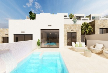 Villa - New build - Aguilas -
