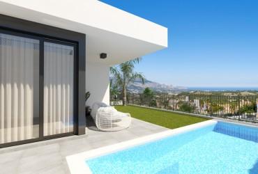 Detached Villa - Nueva construcción - Polop -