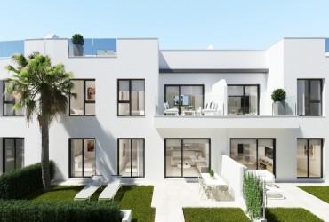 Apartment - Nieuwbouw - Santiago de la Ribera -