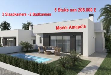 Villa - Nieuwbouw - CONDADO DE ALHAMA -