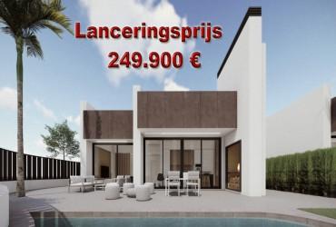 Villa - Nieuwbouw - Sucina -