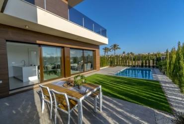 Detached Villa - Nieuwbouw - San Javier -