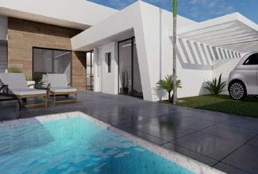 Villa - Nieuwbouw - Roldan -
