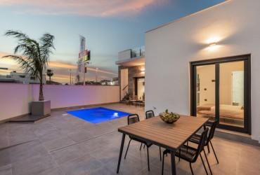 Detached Villa - Nieuwbouw - Formentera del Segura -