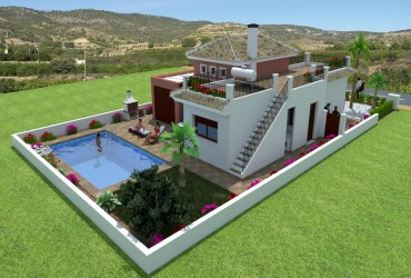 Villa - Nieuwbouw - Los Alcázares -