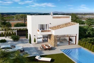 Villa - Nieuwbouw - Benijofar -
