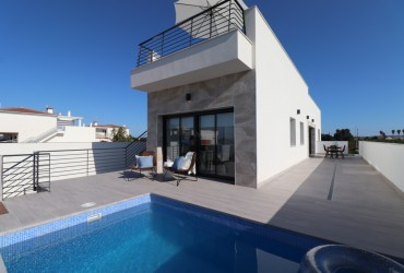 Detached Villa - New build - Daya Nueva -