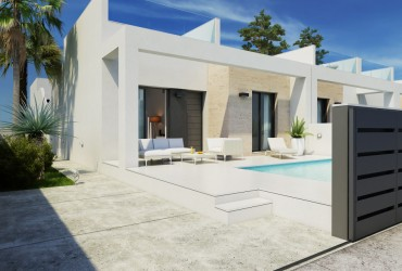 Bungalow - New build - Daya Nueva -
