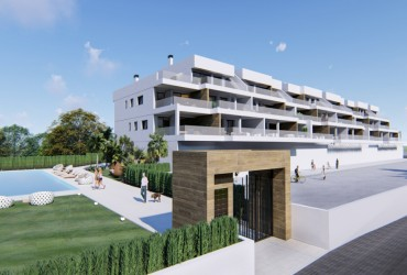 Apartment - New build - Villamartin -