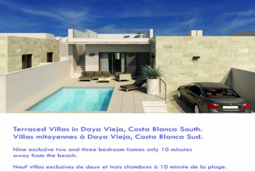 Villa - New build - Daya Vieja -